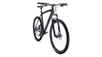 """Велосипед Forward Next 29 2.0 Disc 2020 21"""" черный"""