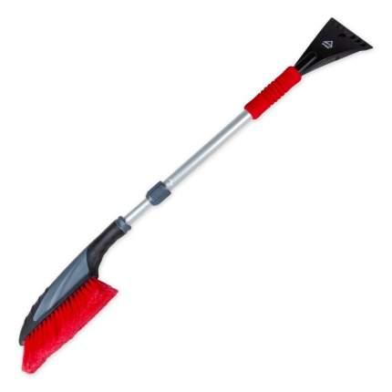 Щетка Для Очистки Снега Со Скребком И телескоп. Ручкой 89 - 115 См Arnezi A0401020