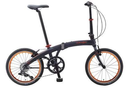 Складной велосипед Dahon MU D9 (2019) размер колеса 20 Серый