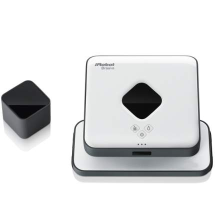 Робот-пылесос iRobot Braava 390T White