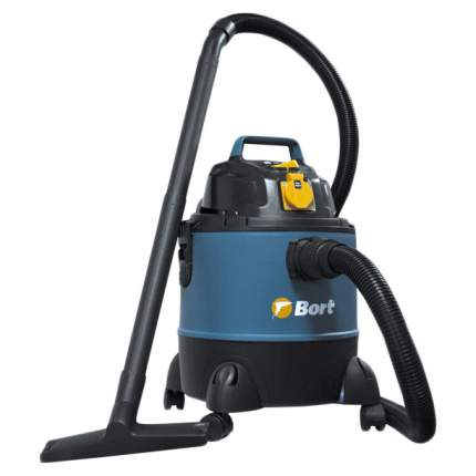 Строительный пылесос для сухой и влажной уборки BORT BSS-1220-Pro