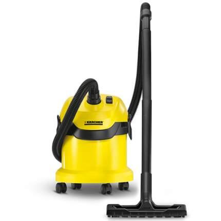 Строительный пылесос Karcher WD 2 Yellow