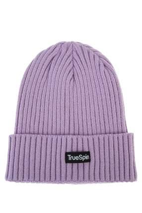 Шапка бини Truespin 9W.Y.T.32.01.516 фиолетовая