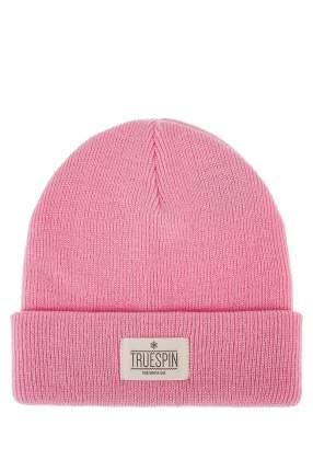 Шапка бини Truespin 9W.Y.T.32.01.510 розовая