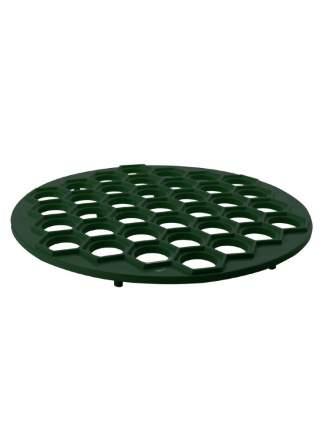 Пельменница Комфорт +, 37 ячеек, зеленая