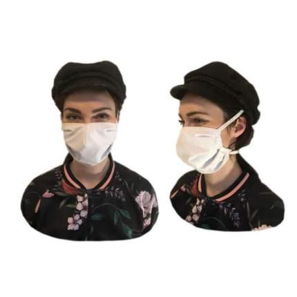 Многоразовая защитная маска Джага-Джага 961-13 белая