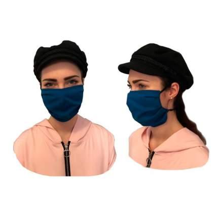 Многоразовая защитная маска Джага-Джага 961-14 синяя
