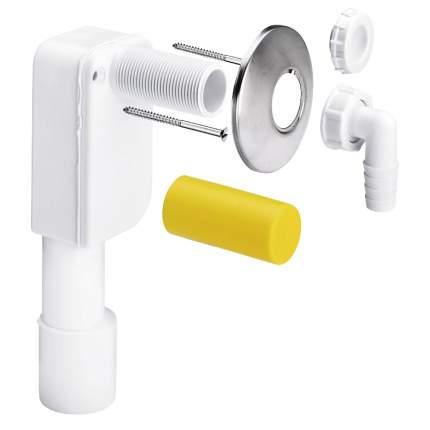Сифон скрыт. монтажа (гидрозатвор) для стиральной или посудомоечной машин Viega 452452
