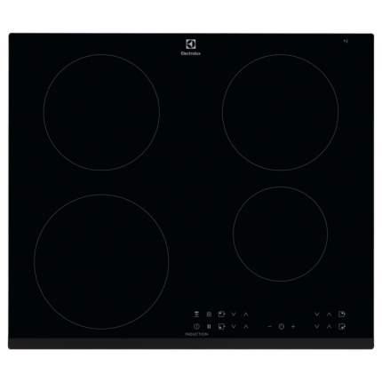 Встраиваемая варочная панель индукционная Electrolux IPE6440KF Black