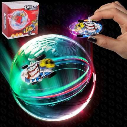 Лазерная высокоскоростная машина Shantou Yisheng Laser Chariot red