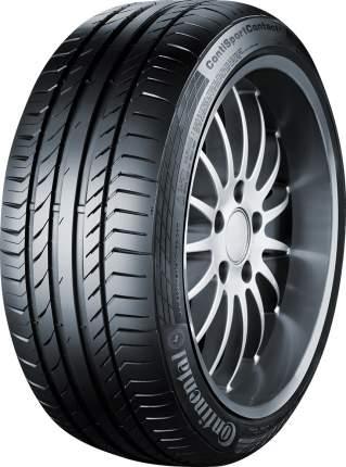 Шина Continental Conti Sport Contact 5 SUV 255/55 R18 W 105