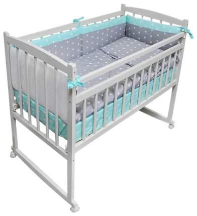 Кроватка Беби-2 Массив