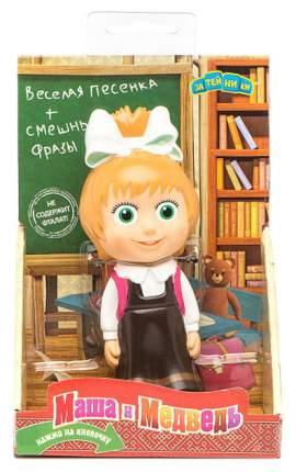 Пластизоль Маша-школьница с песенкой и фразами Затейники
