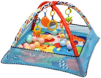 Коврик с игрушками Play Ground Gym Funkids