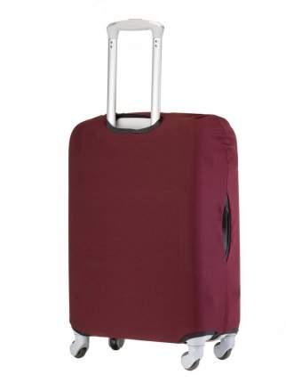 Чехол для чемодана Verona Crown, бордовый, M