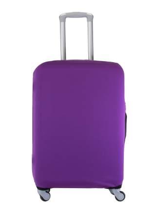 Чехол для чемодана Verona Crown, фиолетовый, M
