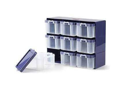 Ящик-комод PRYM с 9 боксами для хранения, 612399