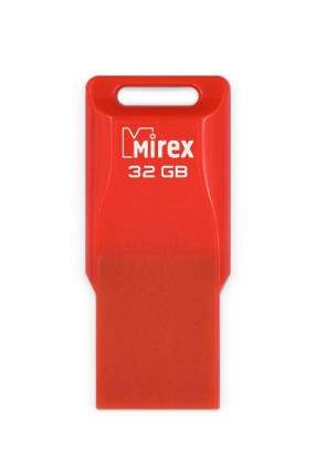 USB-флешка Mirex 32GB Red (13600-FMUMAR32)