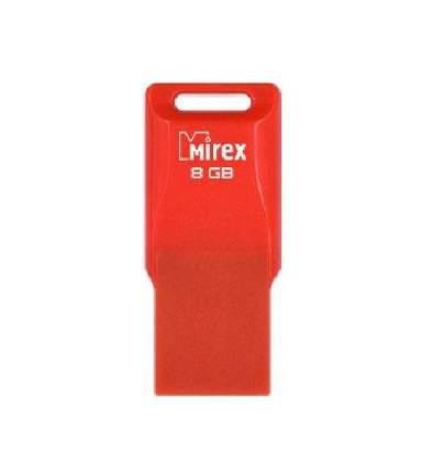 USB-флешка Mirex 8GB Red (13600-FMUMAR08)