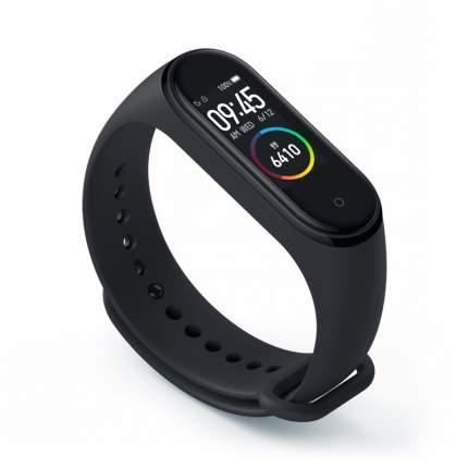Смарт браслет Mi Smart Band 4 NFC Black/Black (MGW4059RU)
