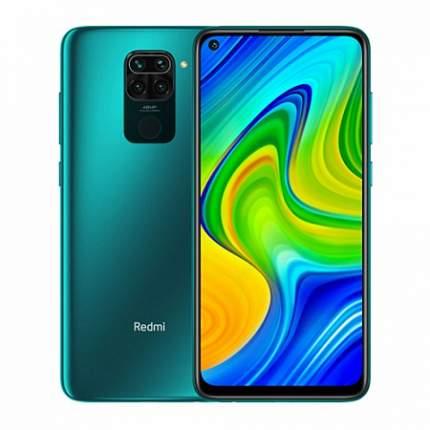 Смартфон Redmi Note 9 64GB Forest Green