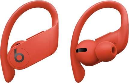 Беспроводные наушники Beats Powerbeats Pro Lava Red
