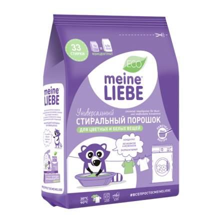 Порошок для стирки Meine Liebe для цветных и белых вещей 1 кг