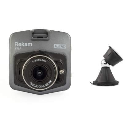 Комплект видеорегистратор Rekam F155 плюс универсальный магнитный Rekam Magnitos M-15
