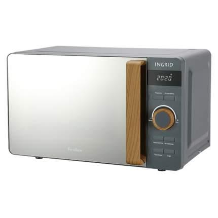 Микроволновая печь соло Tesler ME-2044 Grey