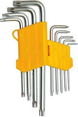 Набор шестигранных ключей Skrab 44715