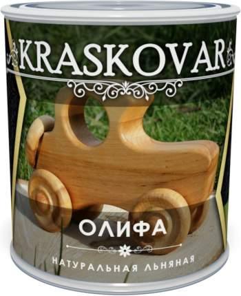 Олифа натуральная Kraskovar 0,75л