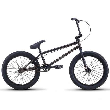 "Велосипед Atom Nitro 2021 20.75"" gun chrome"