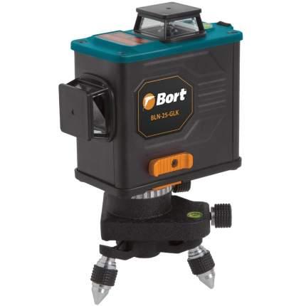 Ротационный лазерный уровень Bort BLN-25-GLK