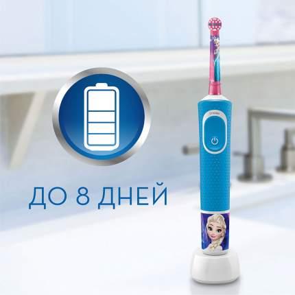 Электрическая зубная щетка Braun Oral-B Vitality Kids D100.413.2K Frozen