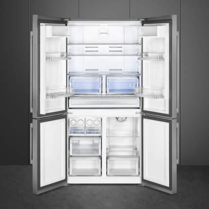 Холодильник Smeg FQ60X2PE1 Grey