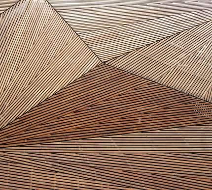 Фотообои Московская Обойная Фабрика Деревянная абстракция 5218-M