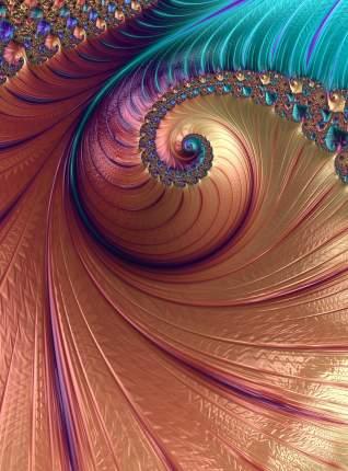 Фотообои Московская Обойная Фабрика Цветная абстракция 5125-М