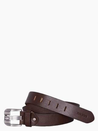 Ремень мужской Dairos GD22500261/125 коричневый