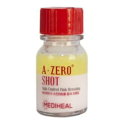 Сыворотка от прыщей MEDIHEAL A-ZERO SHOT Skin Control Pink Dressing, 13 г + ватные палочки