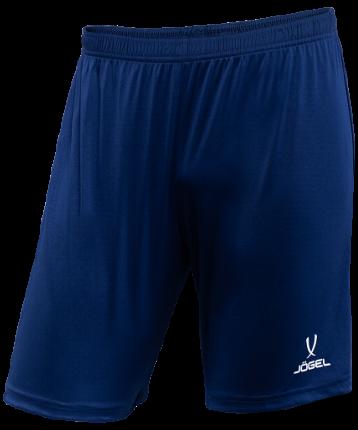 Jögel Шорты футбольные CAMP JFT-1120-091, темно-синий/белый - L