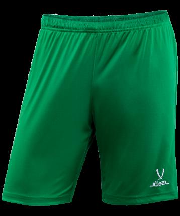 Jögel Шорты футбольные CAMP JFT-1120-031, зеленый/белый - L