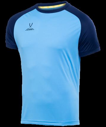 Футболка Jogel Camp Reglan, blue/dark blue, XL INT