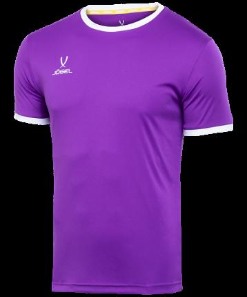 Футболка футбольная Jogel Camp Origin, violet/white, M