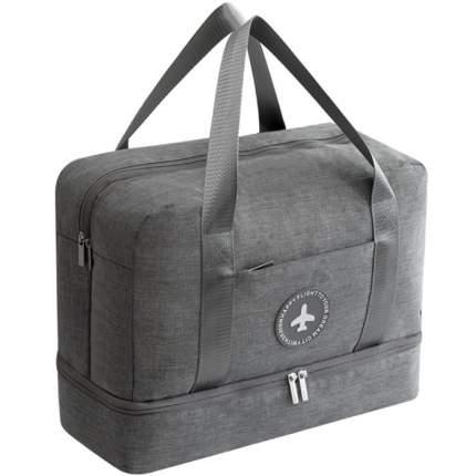 Спортивная сумка Home Comfort 13384 серая