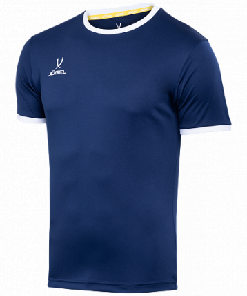 Футболка футбольная Jogel Camp Origin, dark blue/white, S