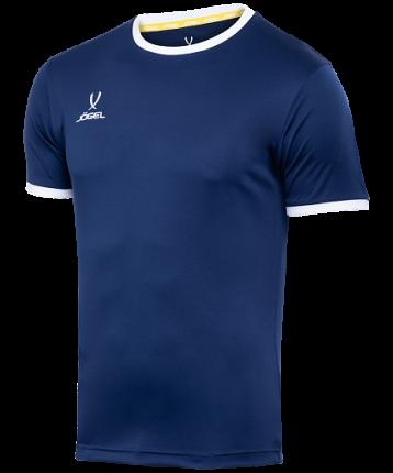 Футболка футбольная Jogel Camp Origin, dark blue/white, L