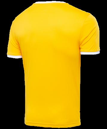 Футболка футбольная Jogel Camp Origin, yellow/white, L