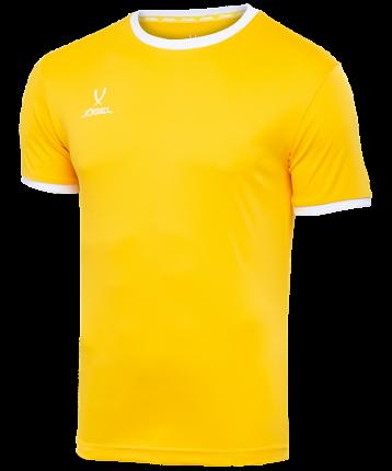Футболка Jogel Camp Origin, yellow/white, L INT