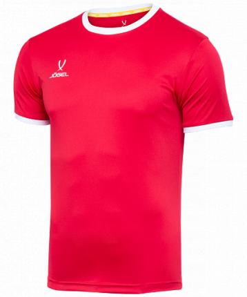 Футболка футбольная Jogel Camp Origin, red/white, S