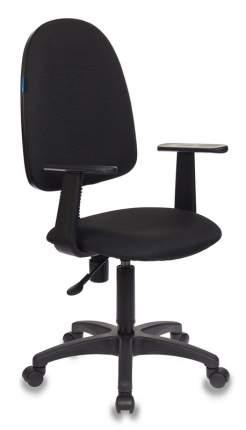 Компьютерное кресло Бюрократ CH-1300/T-15-21, черный